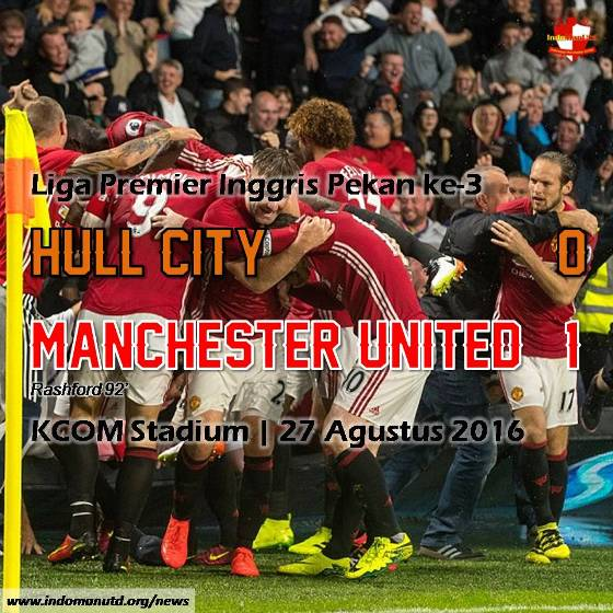 Review: Hull City 0-1 Manchester United