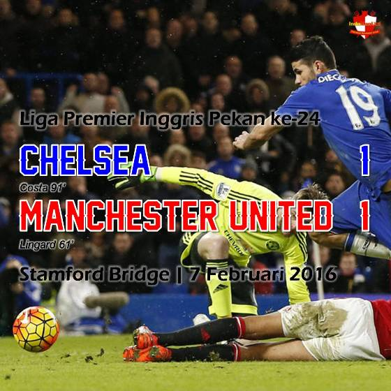 Review: Chelsea 1-1 Manchester United