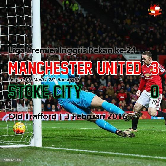 Review: Manchester United 3-0 Stoke City