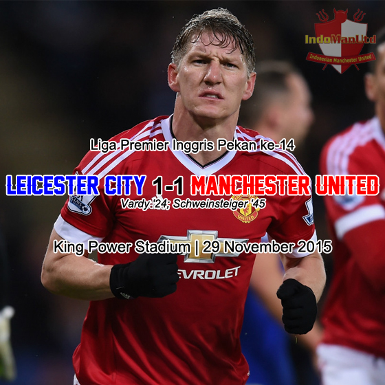 Review: Leicester City 1-1 Manchester United
