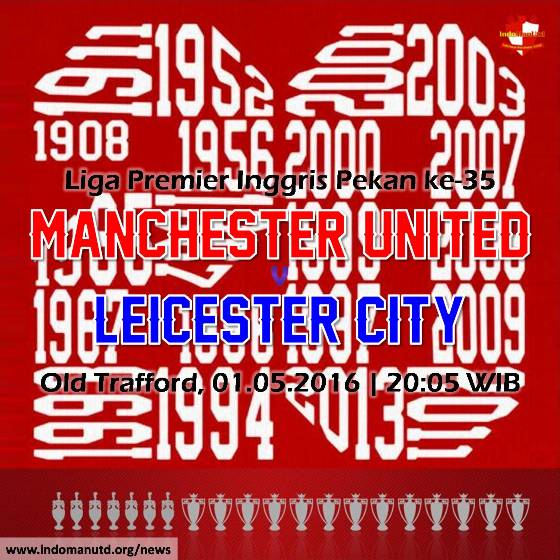 Preview: Manchester United vs Leicester City
