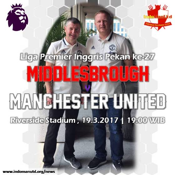 Preview: Middlesbrough vs Manchester United