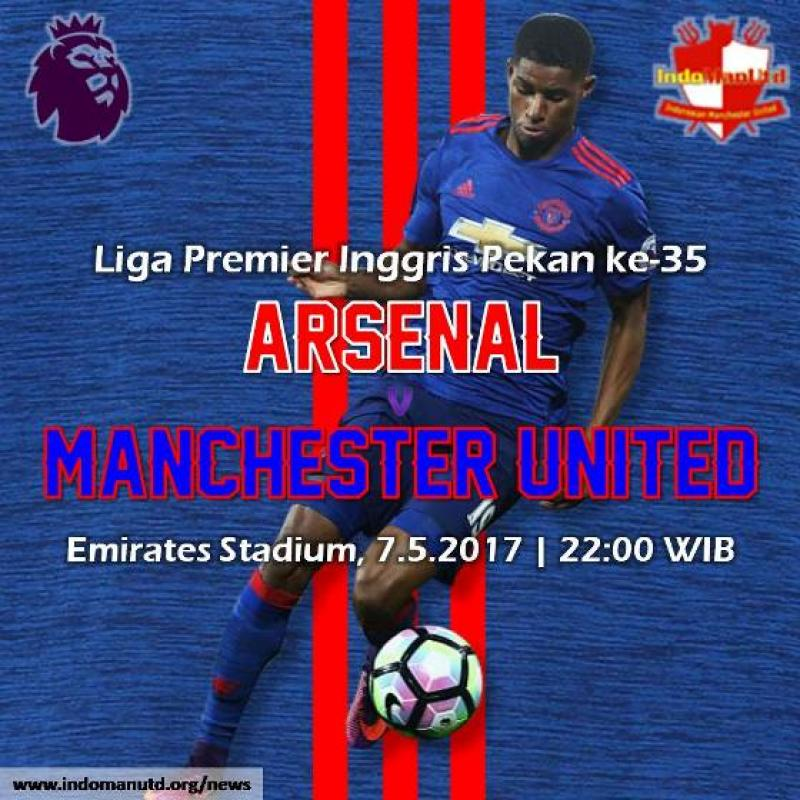 Preview: Arsenal vs Manchester United
