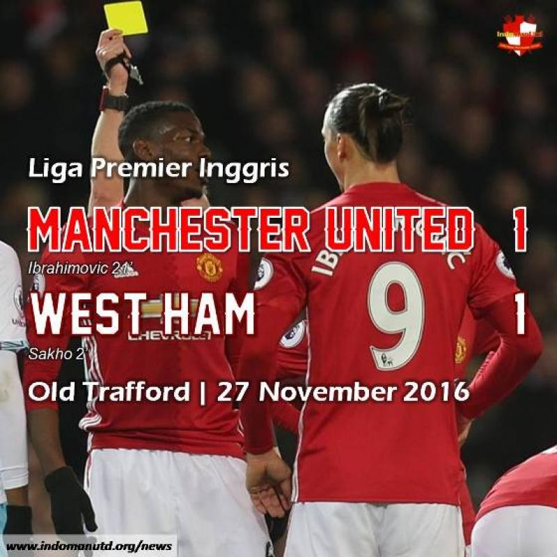 Review: Manchester United 1-1 West Ham United