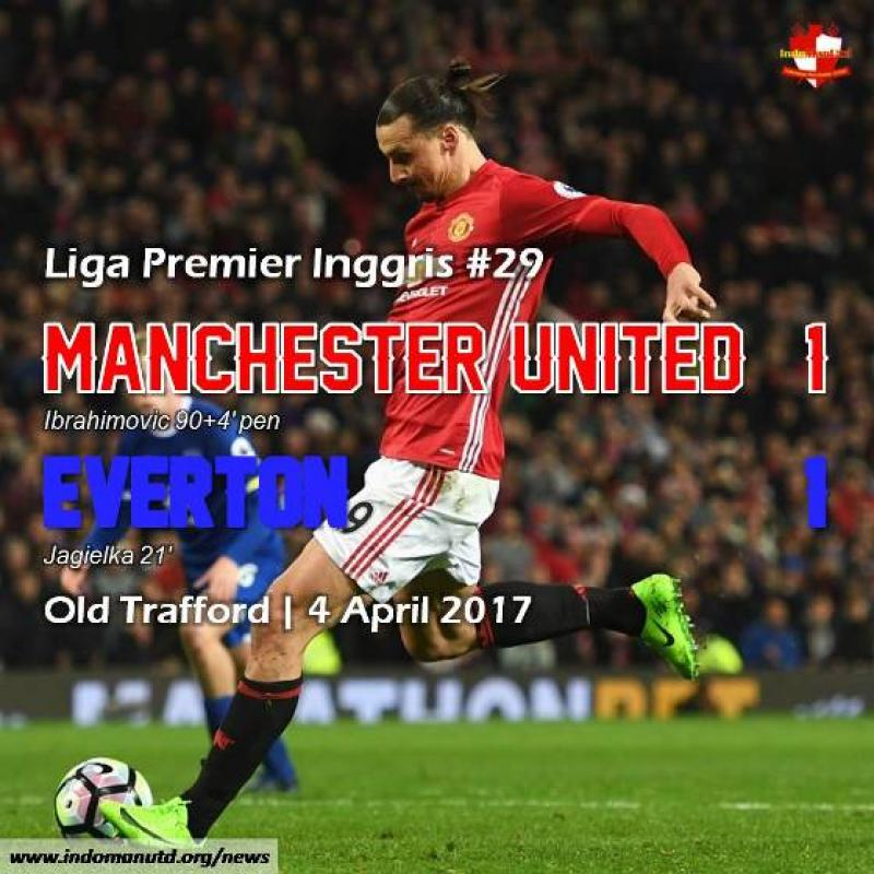 Review: Manchester United 1-1 Everton