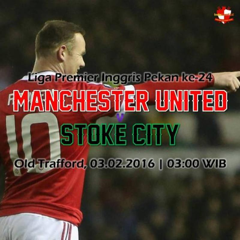 Preview: Manchester United vs Stoke City