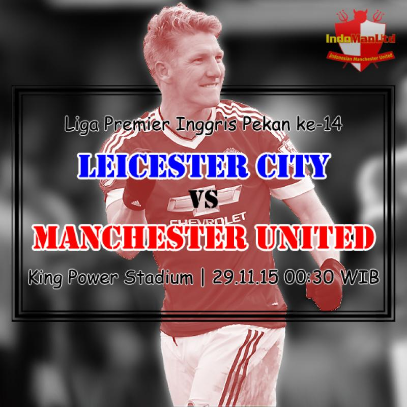 Preview: Leicester City vs Manchester United