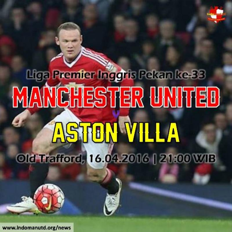 Preview: Manchester United vs Aston Villa