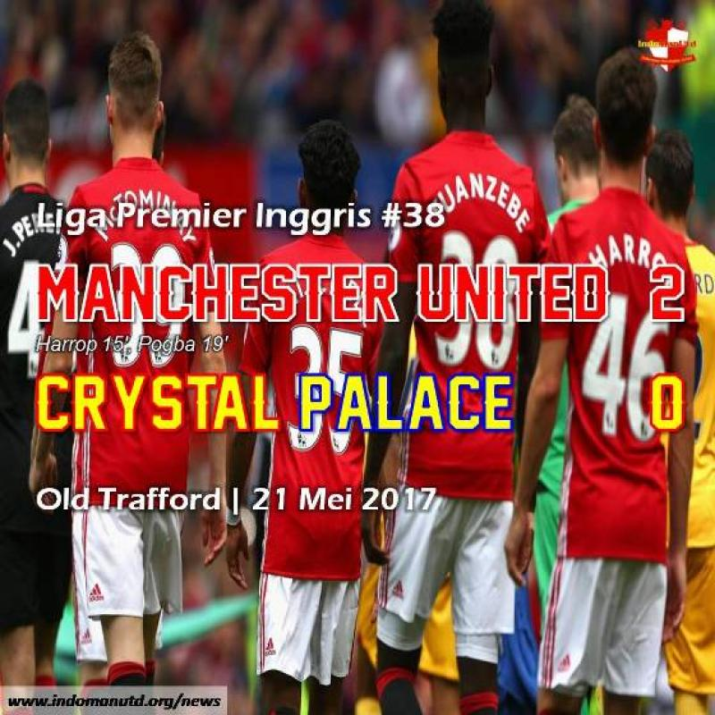 Review: Manchester United 2-0 Crystal Palace