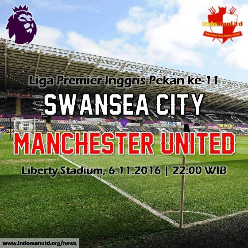 Preview: Swansea City vs Manchester United