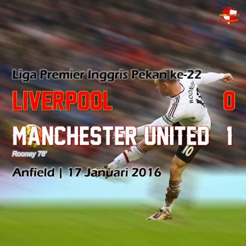 Review: Liverpool 0-1 Manchester United