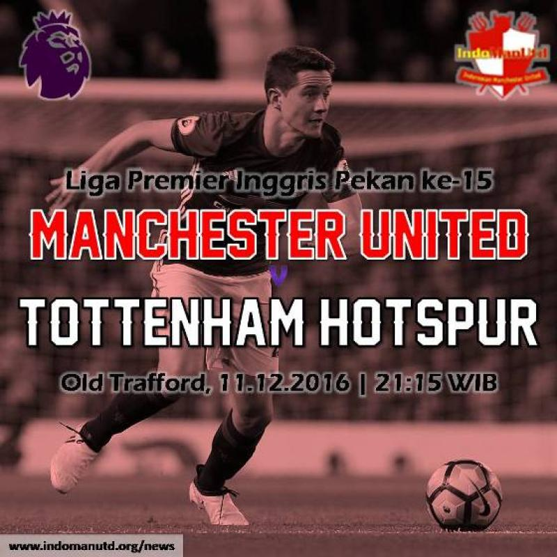 Preview: Manchester United vs Tottenham Hotspur