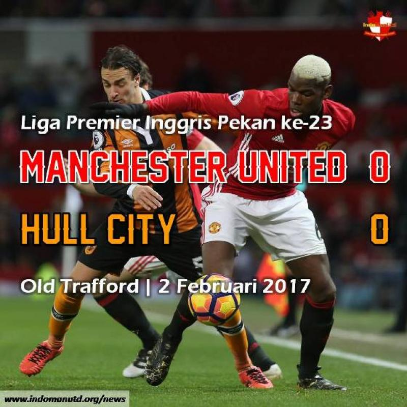 Review: Manchester United 0-0 Hull City