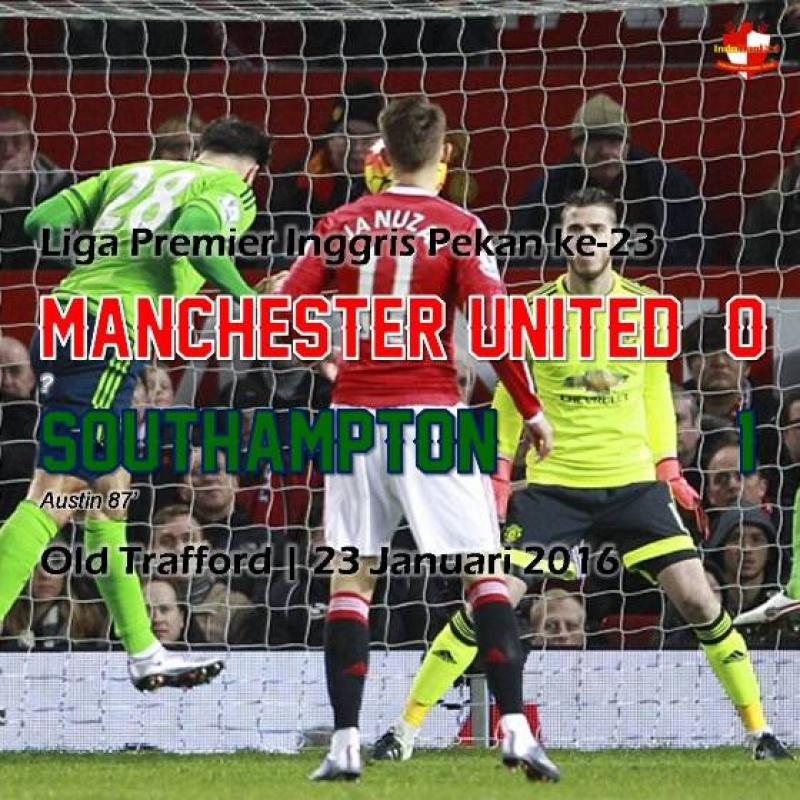 Review: Manchester United 0 - 1 Southampton