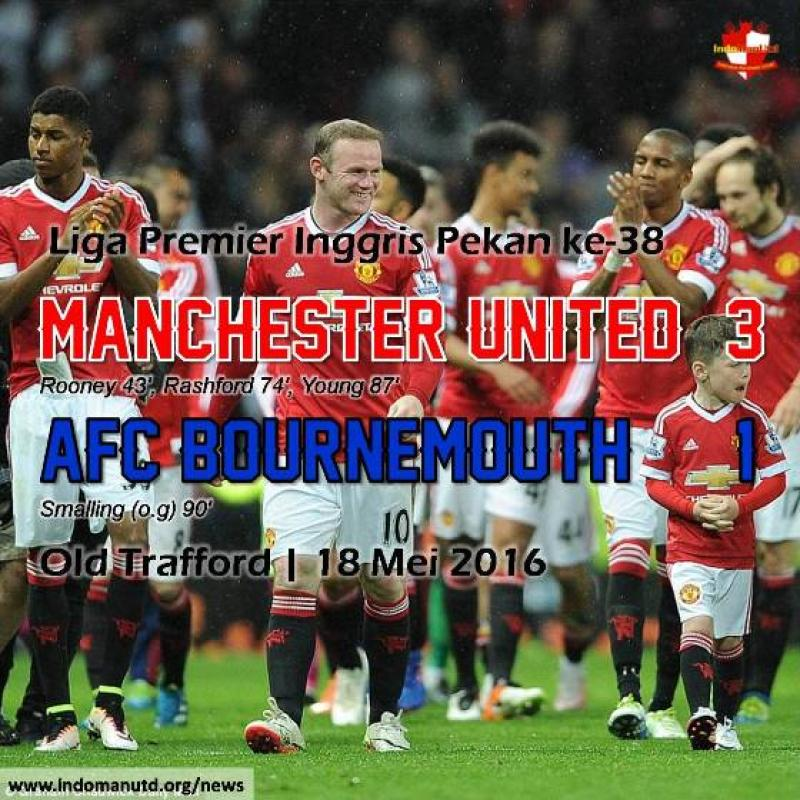 Review: Manchester United 3-1 AFC Bournemouth