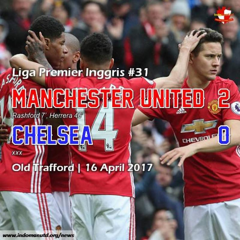 Review: Manchester United 2-0 Chelsea