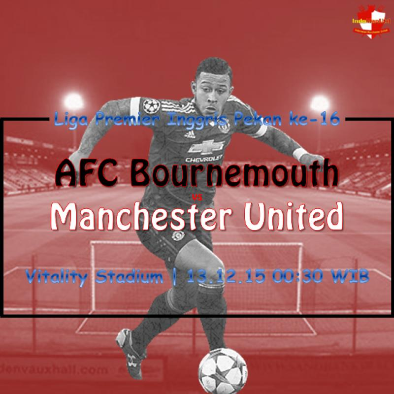 Preview: AFC Bournemouth vs Manchester United