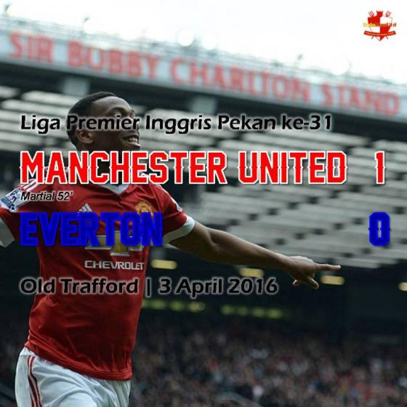 Review: Manchester United 1-0 Everton