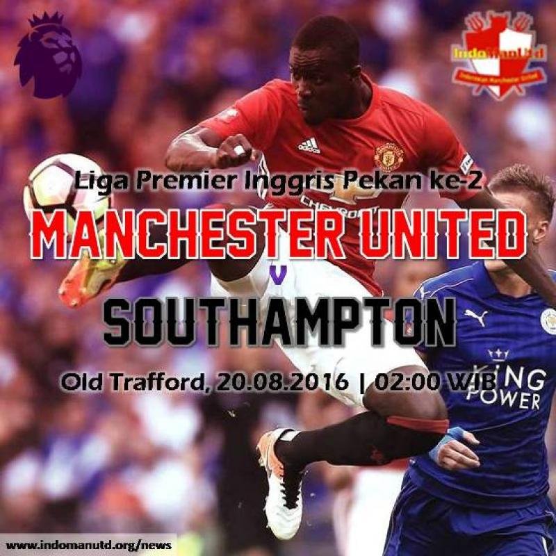 Preview: Manchester United v Southampton
