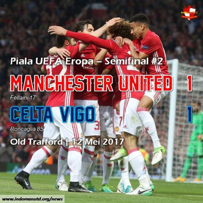 Review: Manchester United 1-1 (2-1) Celta Vigo
