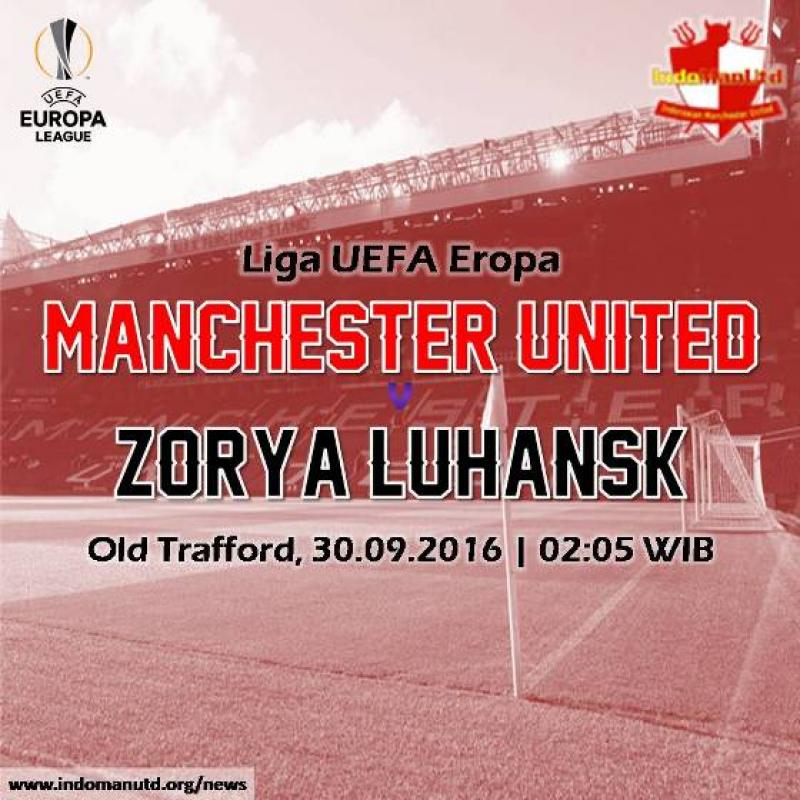 Preview: Manchester United vs FC Zorya Luhansk