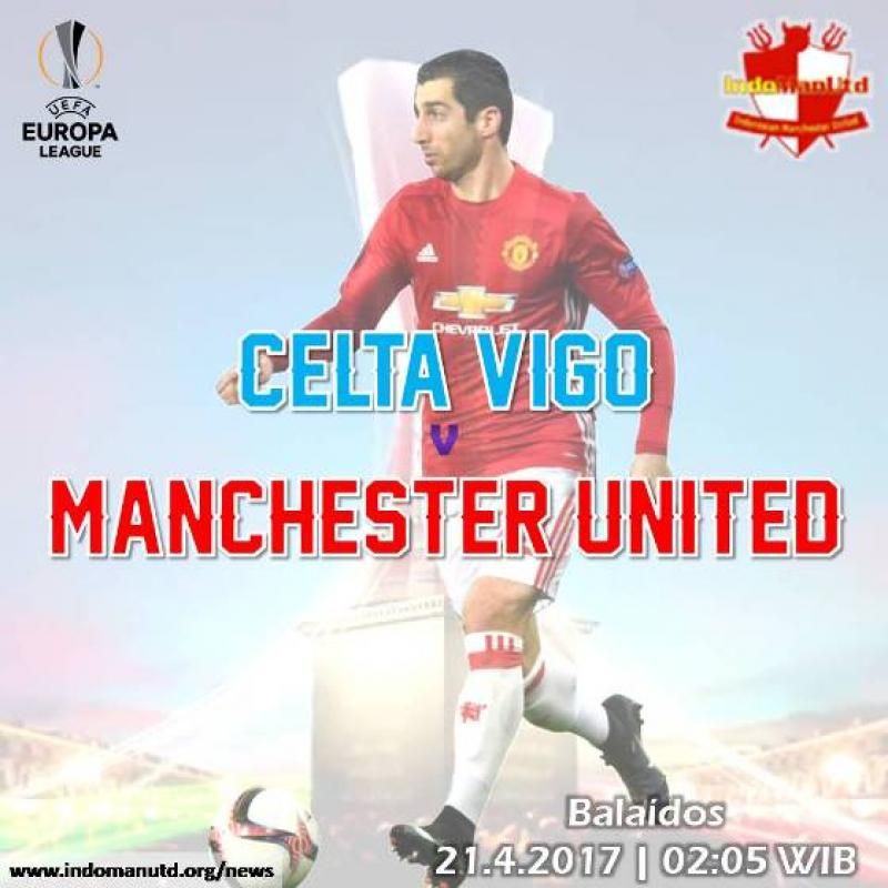 Preview - Piala UEFA: Celta Vigo vs Manchester United