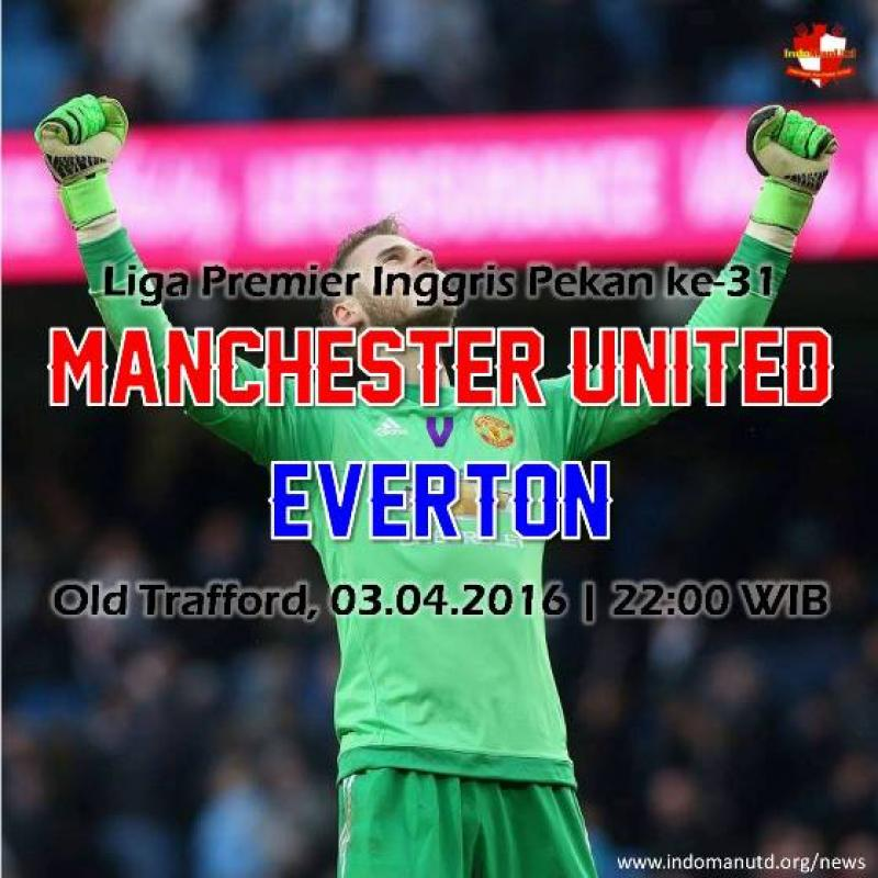 Preview: Manchester United vs Everton