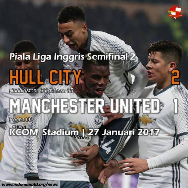 Review: Hull City 2-1 (2-3) Manchester United