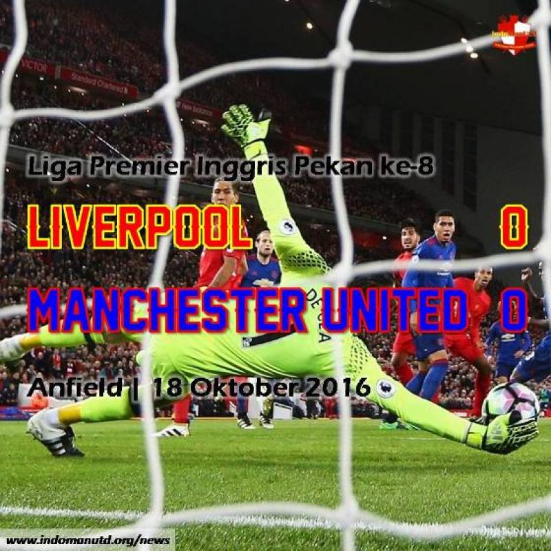 Review: Liverpool 0-0 Manchester United