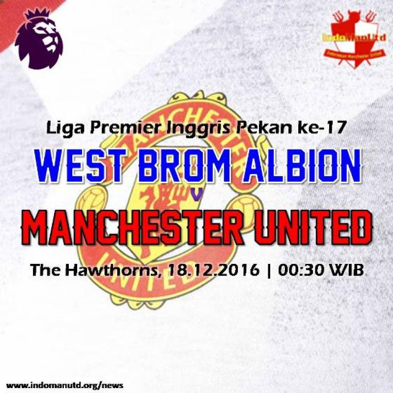 Preview: West Brom Albion vs Manchester United