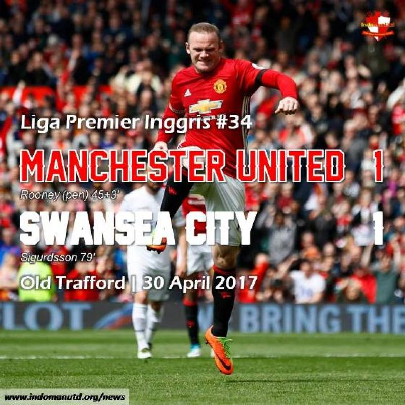Review: Manchester United 1-1 Swansea