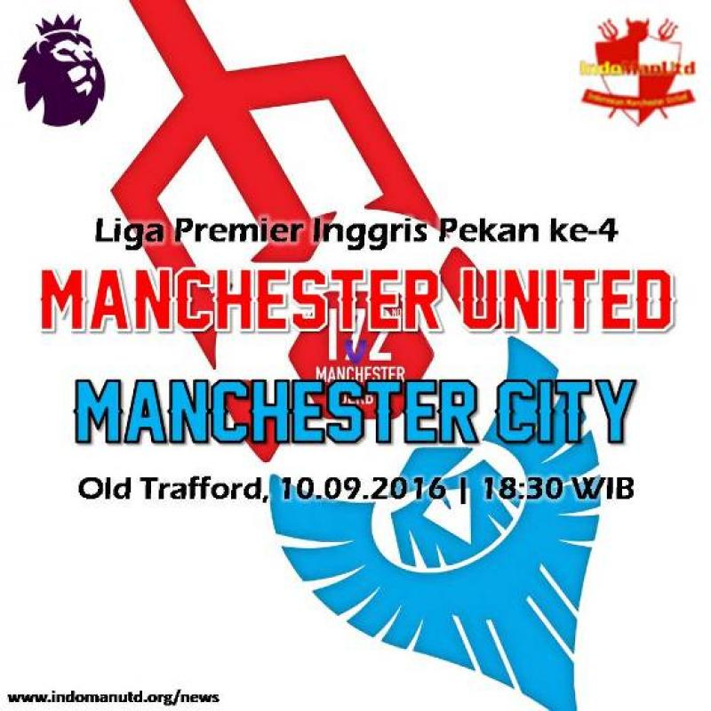 Preview: Manchester United vs Manchester City