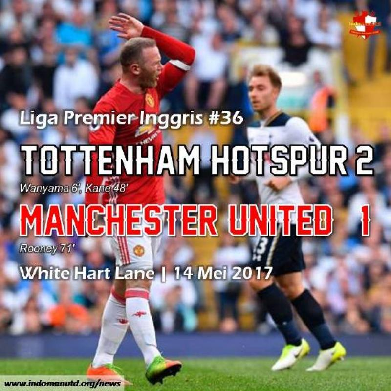 Review: Tottenham Hotspur 2-1 Manchester United