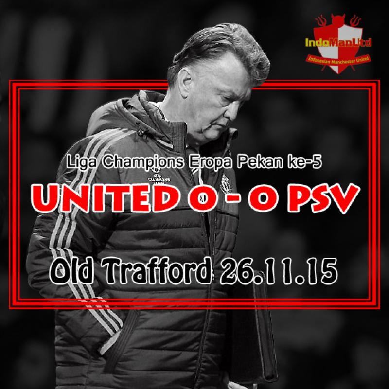 Review: Manchester United 0-0 PSV Eindhoven