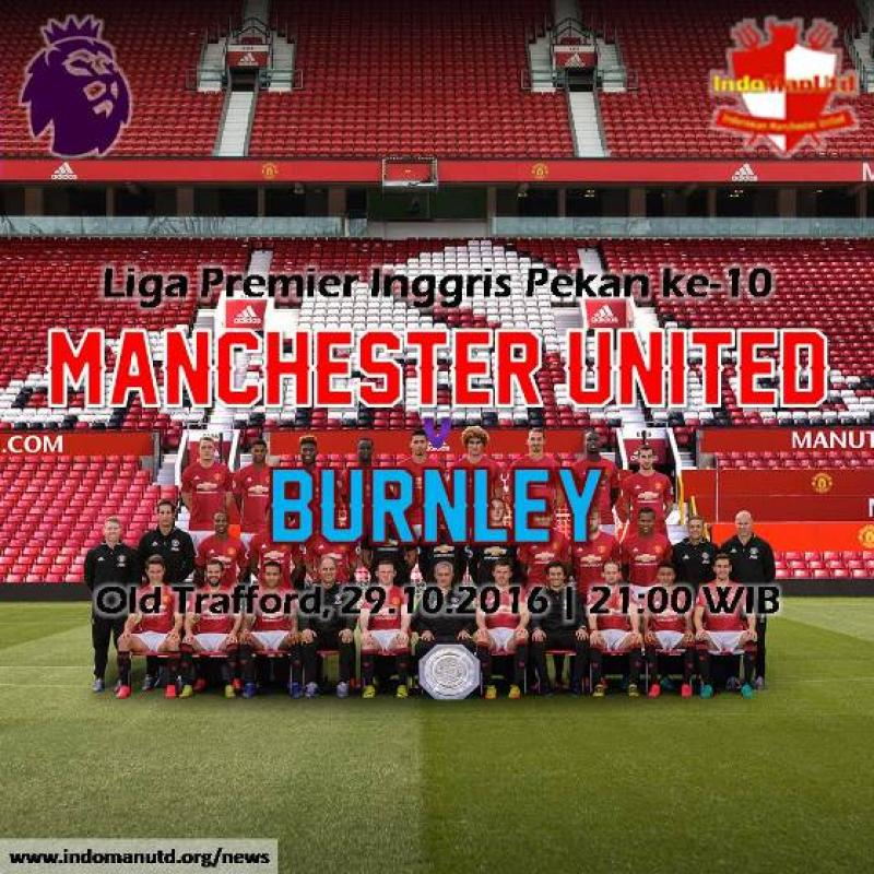 Preview: Manchester United vs Burnley