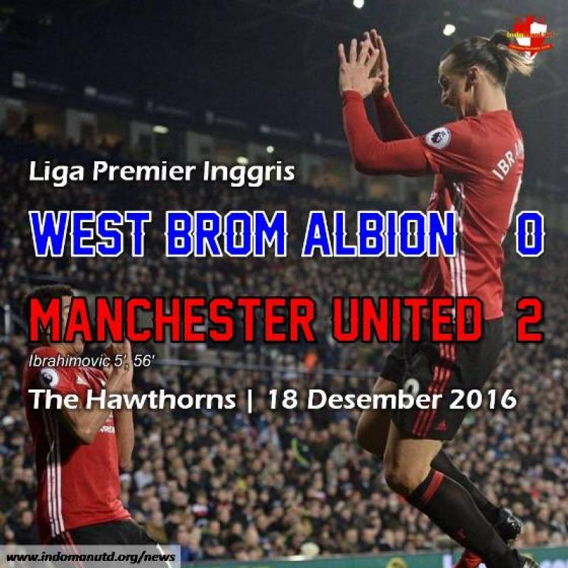 Review: West Brom 0-2 Manchester United