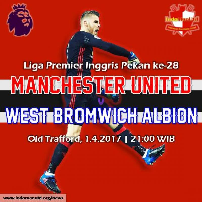 Preview: Manchester United vs West Bromwich Albion
