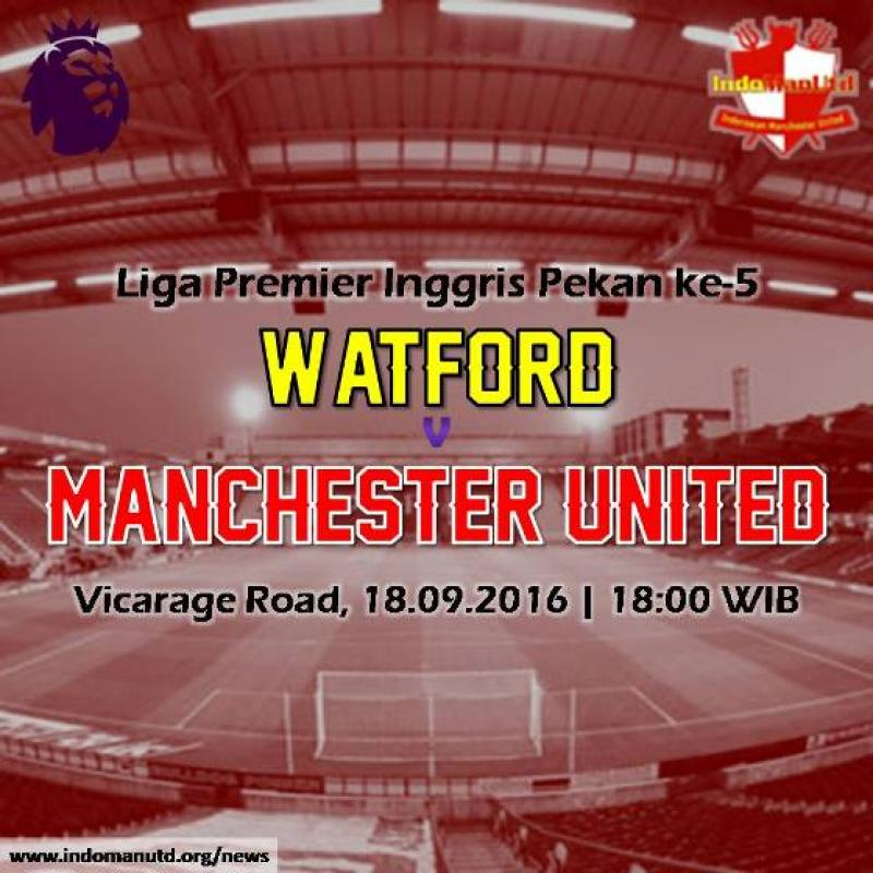 Preview: Watford vs Manchester United