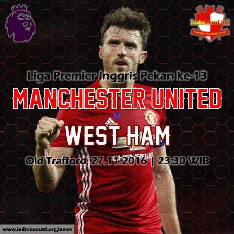 Preview: Manchester United vs West Ham