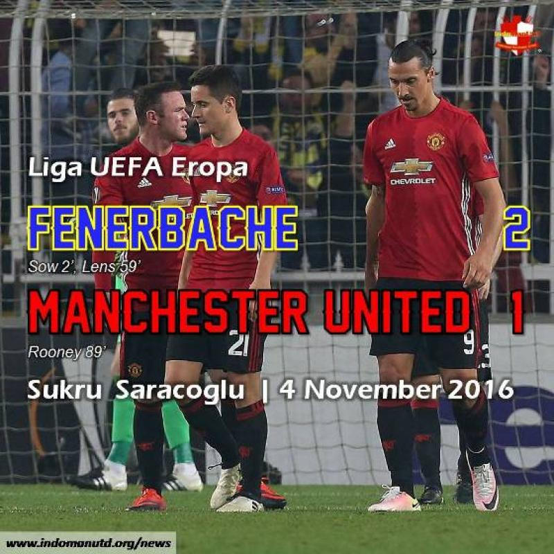 Review: Fenerbahce 2-1 Manchester United