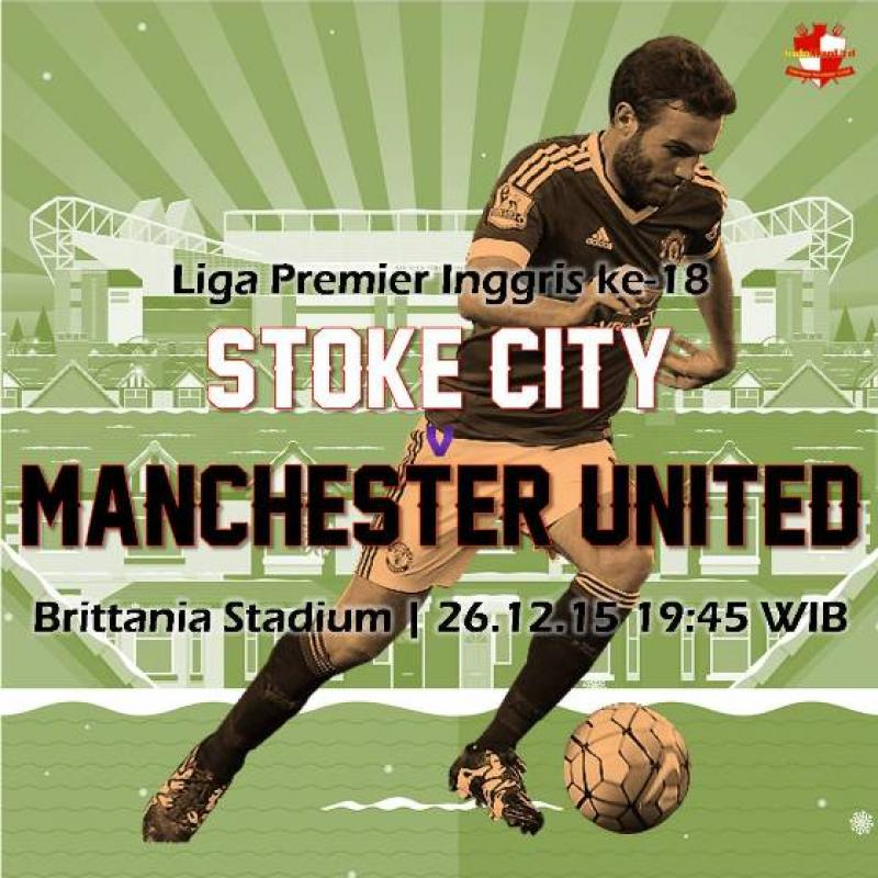 Preview: Stoke City vs Manchester United