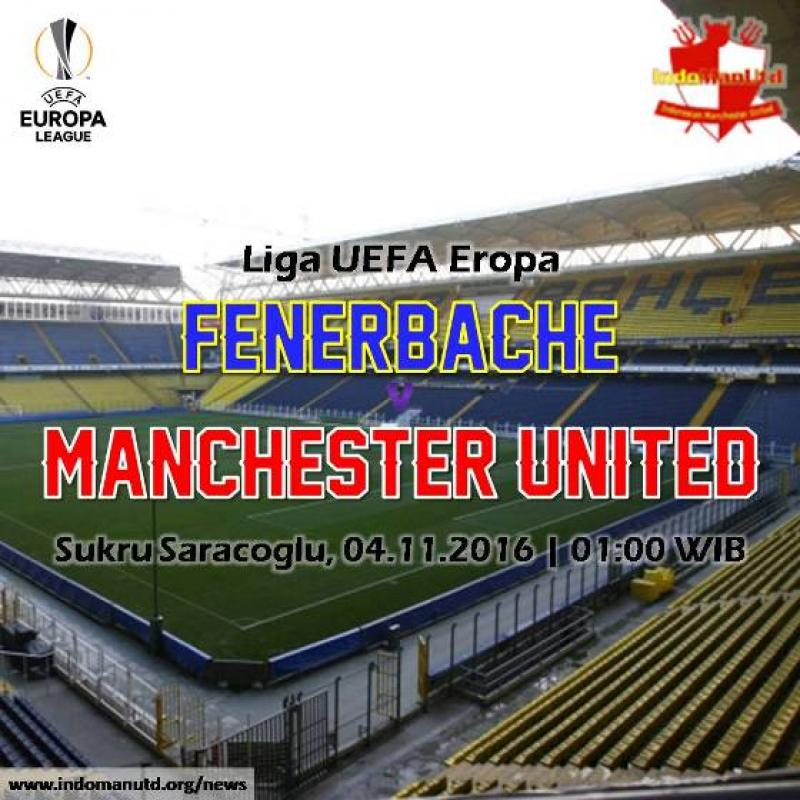 Preview: Fenerbahce vs Manchester United