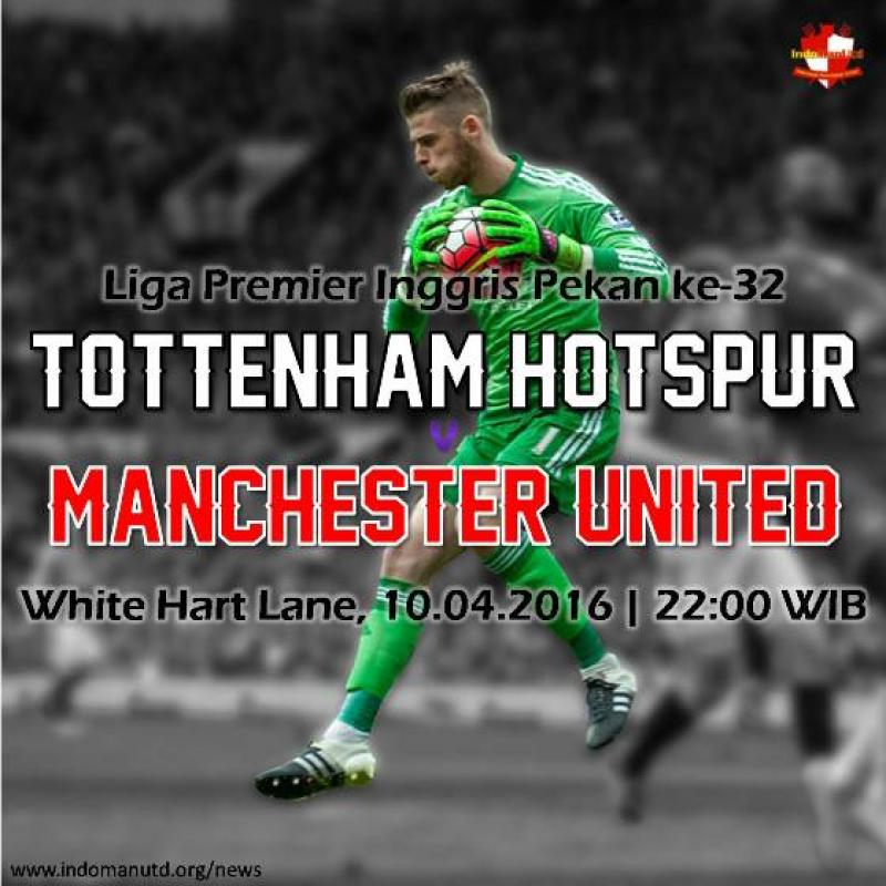 Preview: Tottenham Hotspur vs Manchester United