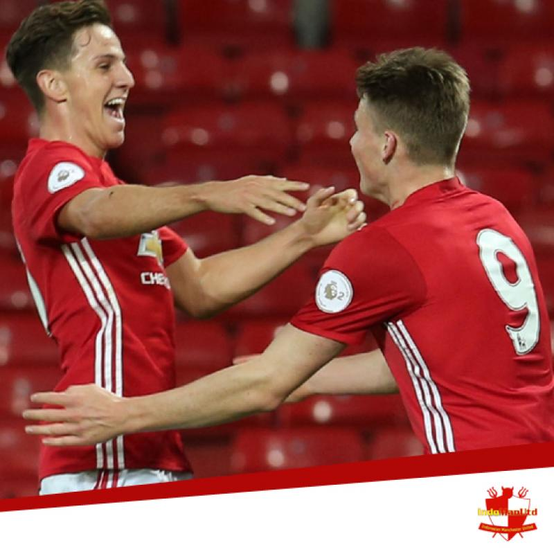 League 2 : United U23 3 - 2 Derby U23