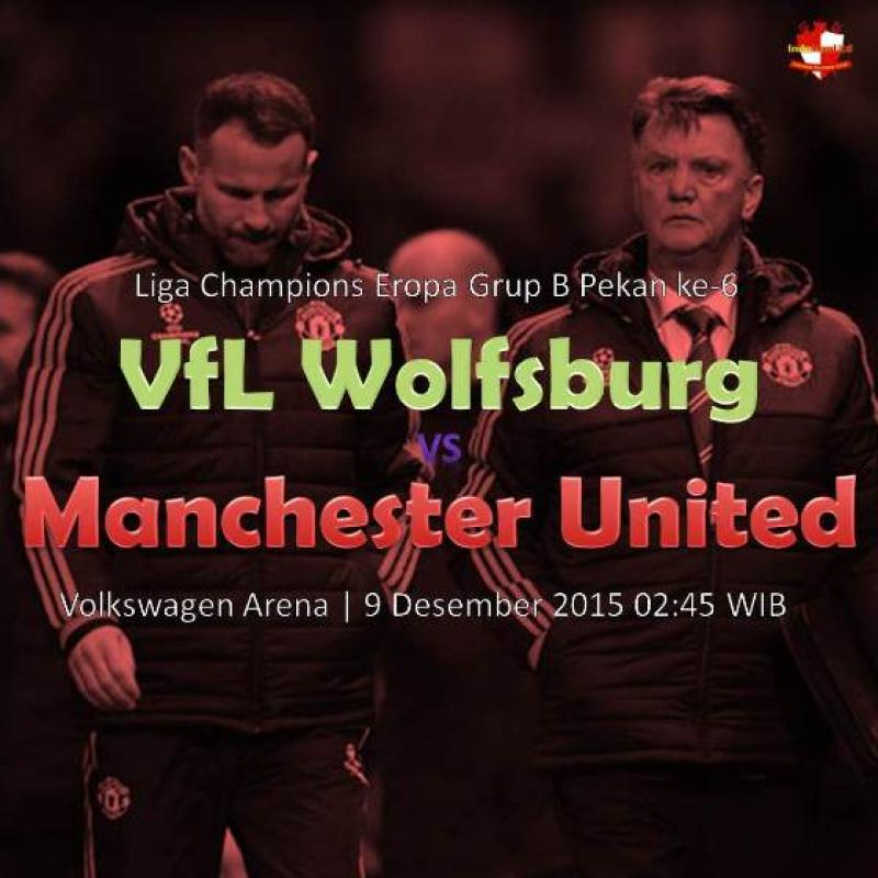 Preview: VfL Wolfsburg vs Manchester United