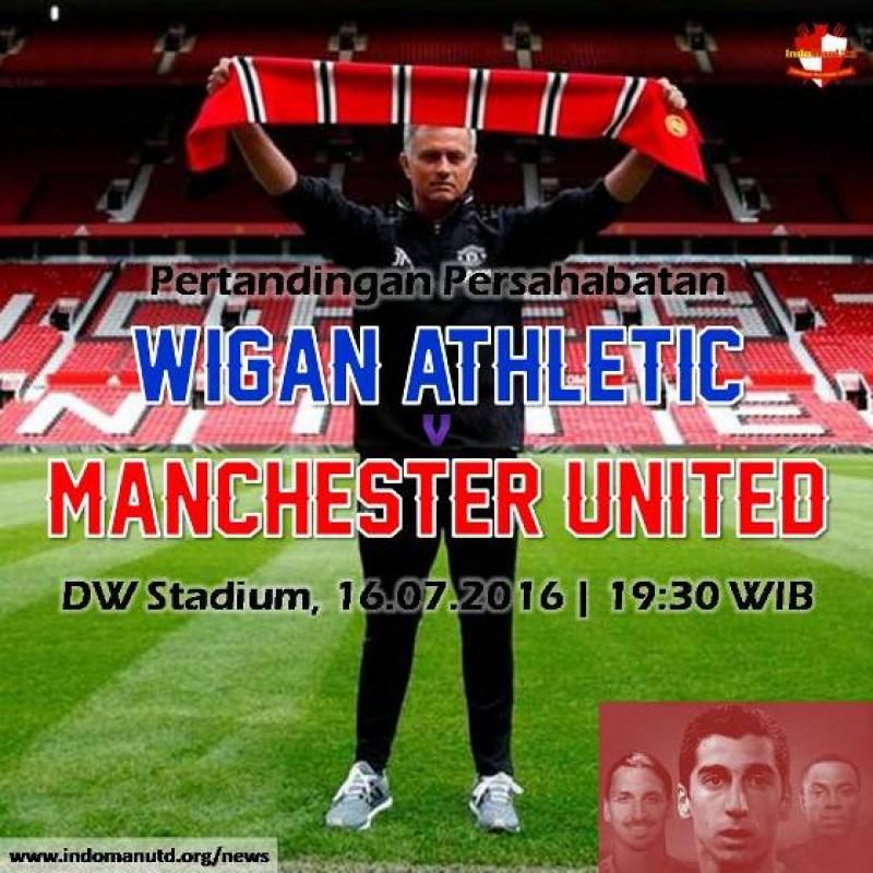 Preview: Wigan Athletic vs Manchester United