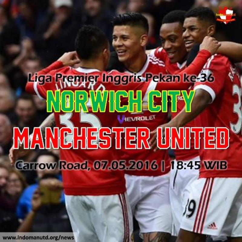 Preview: Norwich City vs Manchester United