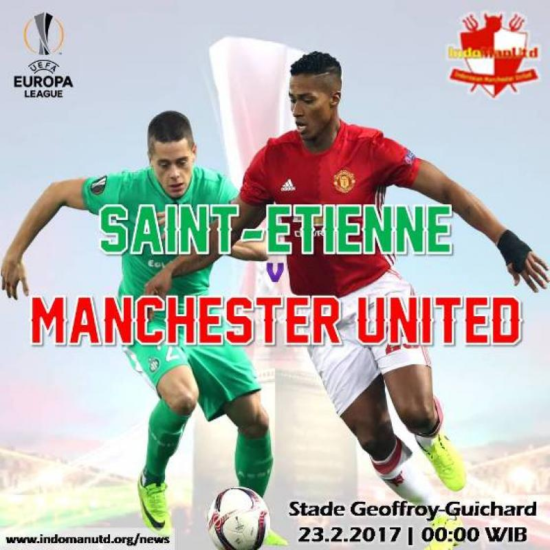Preview - Piala UEFA: Saint-Etienne vs Manchester United