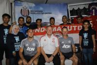 UNITEDWAY Indomanutd BDG with David May