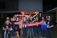 INDOMANUTD BDG with AJAX FANS